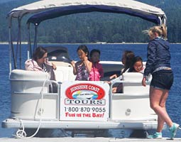Porpoise Bay Boat Tours
