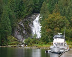 Princess Louisa Inlet tour