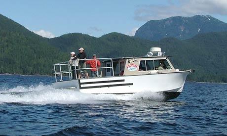 MV B-Line Tour Boat