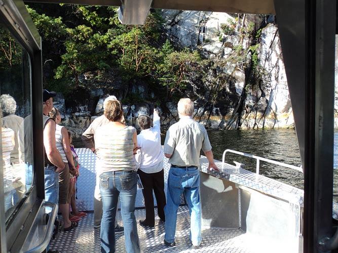 Porpoise Bay & Sechelt Inlet Boat Tours